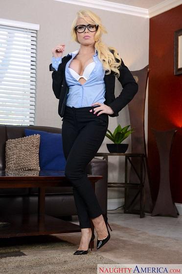 Bombázó titkárnő